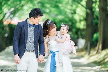 Anna×Takaya | 家族写真(ファミリーフォト)