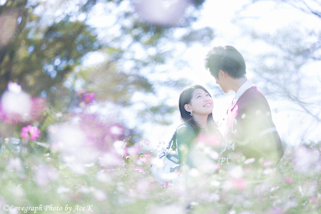 Riku × Rina | カップルフォト