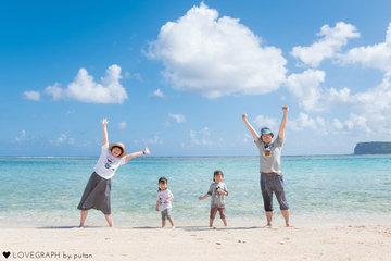 Reiko×Koji×Soma×Airi | 家族写真(ファミリーフォト)