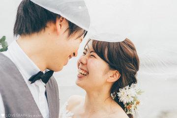 Hanae×Kenichiro | 夫婦フォト