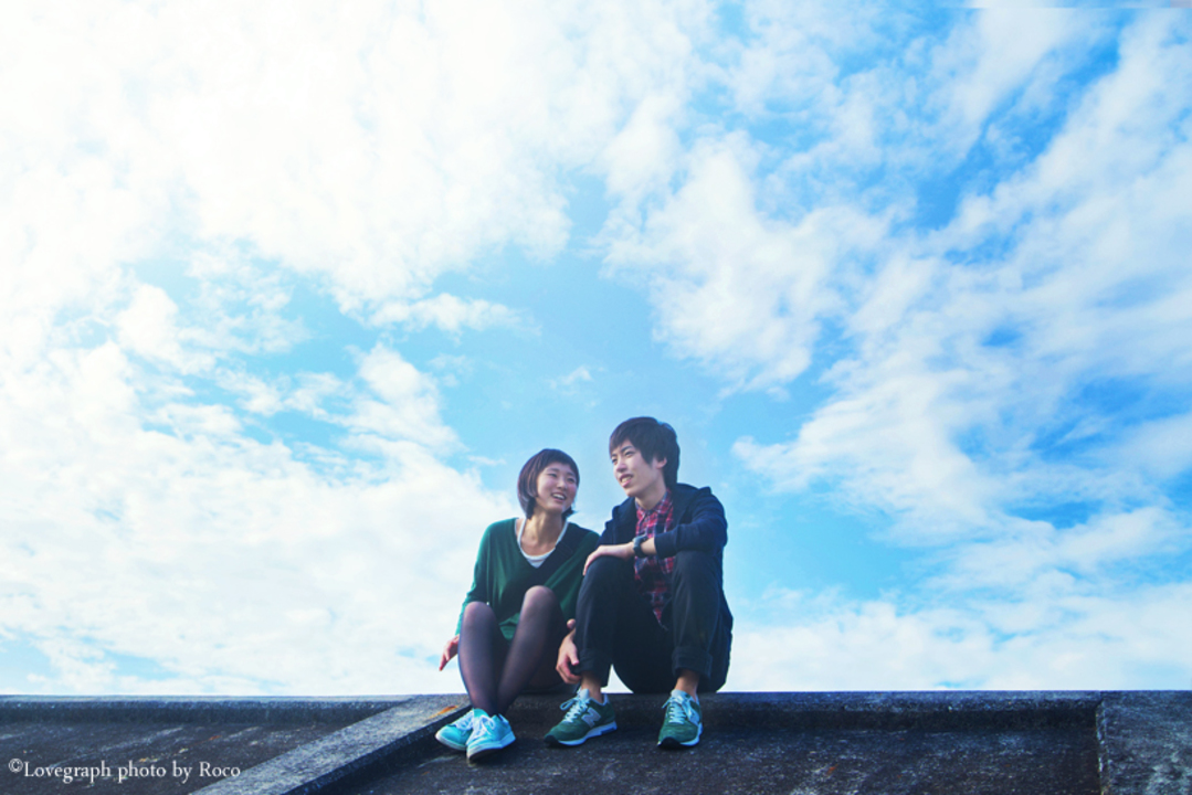 Shinya × Minami | カップルフォト