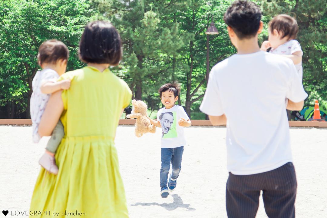Setsu's Family | 家族写真(ファミリーフォト)