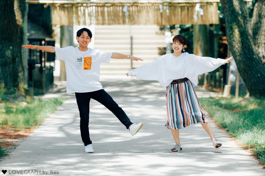 Kazuki×Sakura | カップルフォト