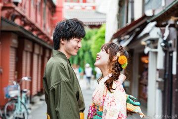 Yui×Seiya | 夫婦フォト