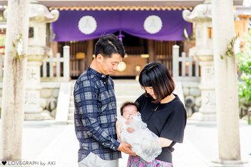Chie×Kenichi×Ema | ファミリーフォト(家族・親子)