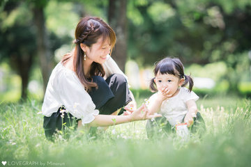 Yuka×Airi | ファミリーフォト(家族・親子)