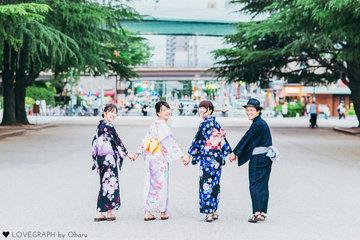 KEISUKE × Friends | フレンドフォト(友達)
