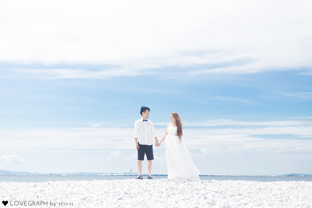 Tomomi×Makoto | 夫婦フォト