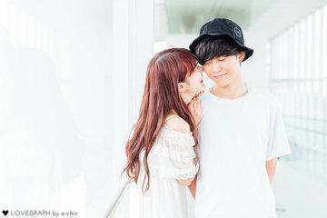 Tomomi×Hisako | カップルフォト