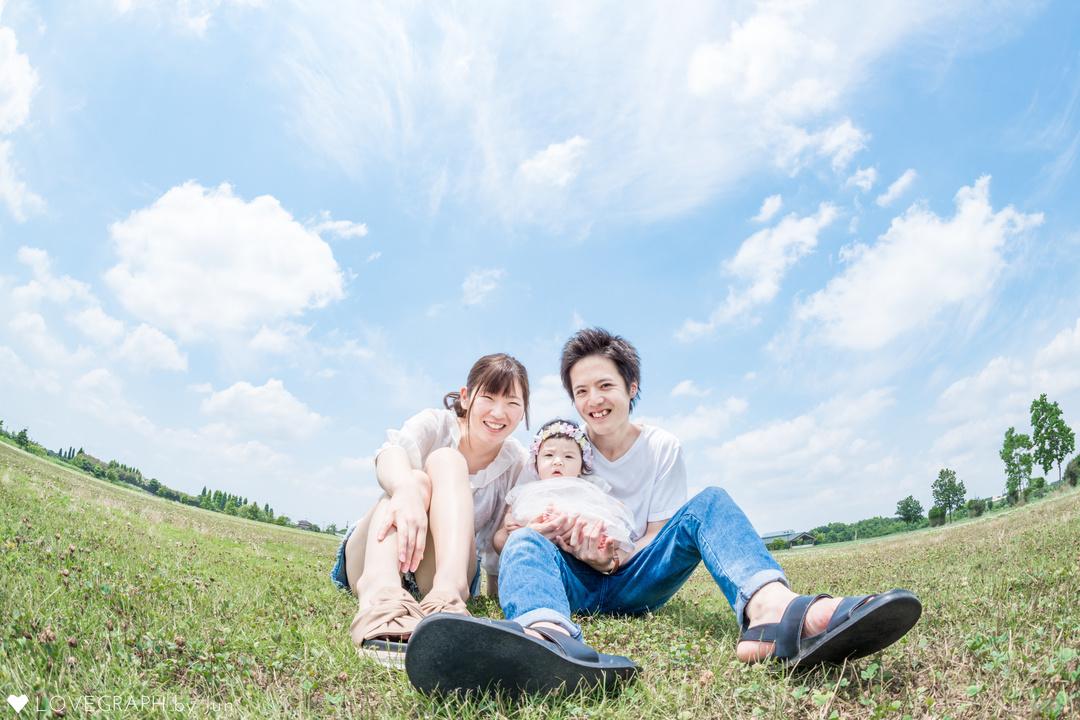 Yurino×Yukihito | 家族写真(ファミリーフォト)