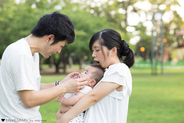 Hirotaka×Yuki | 家族写真(ファミリーフォト)