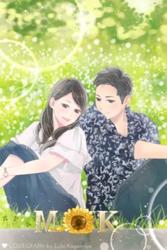 Misaki×Kyousuke   カップルフォト