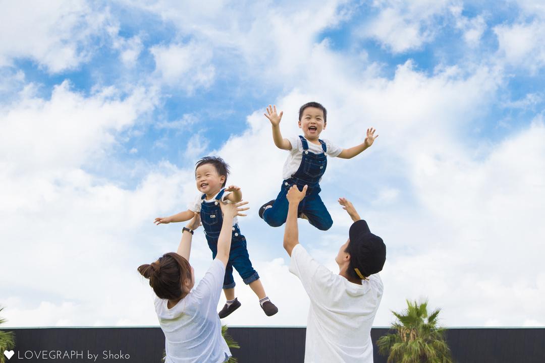 Mako×Daiki | ファミリーフォト(家族・親子)