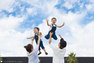 Mako×Daiki | 家族写真(ファミリーフォト)