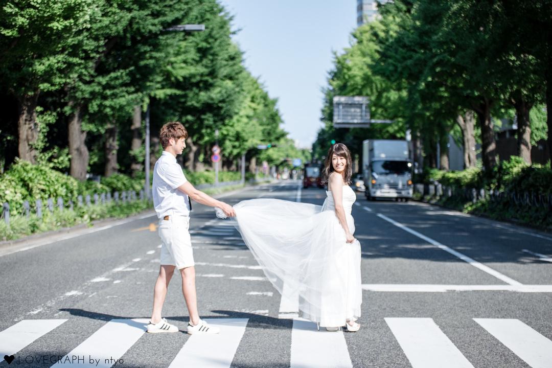 Mai×Shunichi | 夫婦フォト