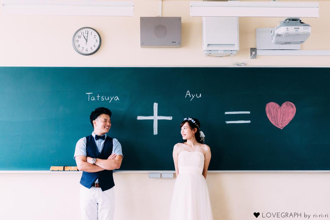 Ayu×Tatsuya | 夫婦フォト