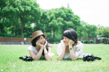 Saya × Erika | フレンドフォト(友達)