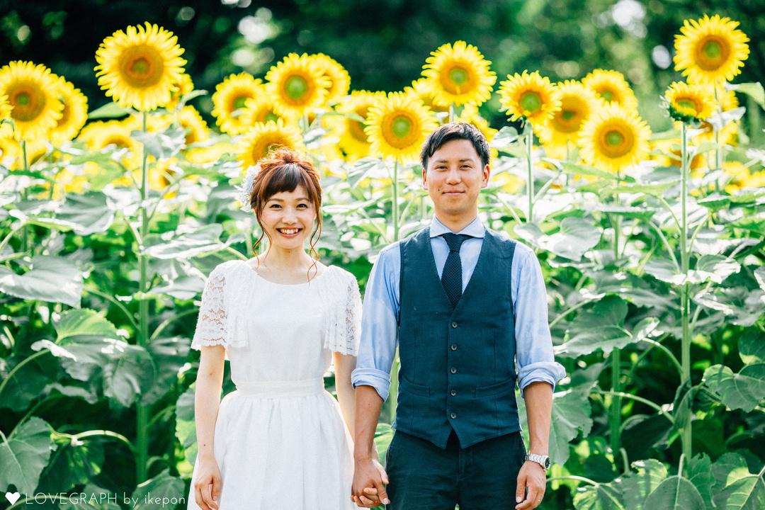 Erika×Hiroki   夫婦フォト