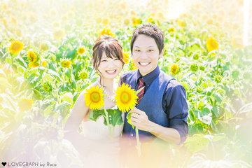 Aiko×Toshinori | 夫婦フォト