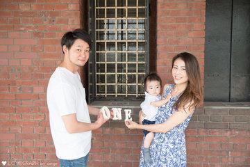 Kaori×Kei | ファミリーフォト(家族・親子)