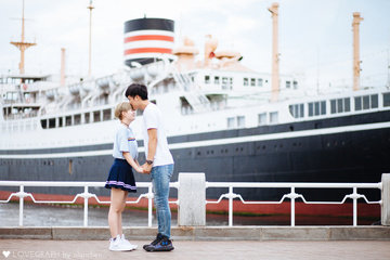 Airi×Takuya | カップルフォト