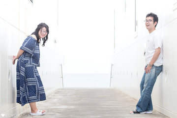 Saki×Ryosuke | 夫婦フォト