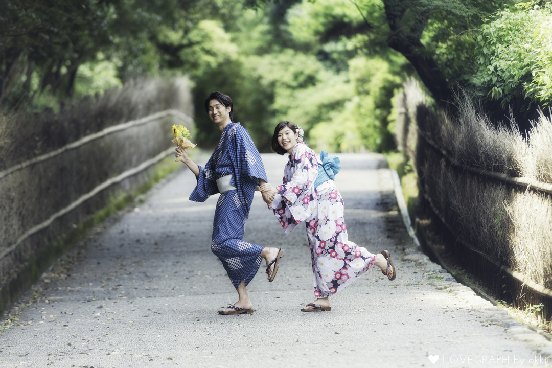 Nana×Keishi   夫婦フォト