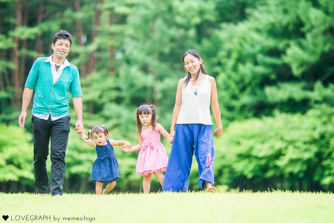 Tsubasa×Sayaka | ファミリーフォト(家族・親子)