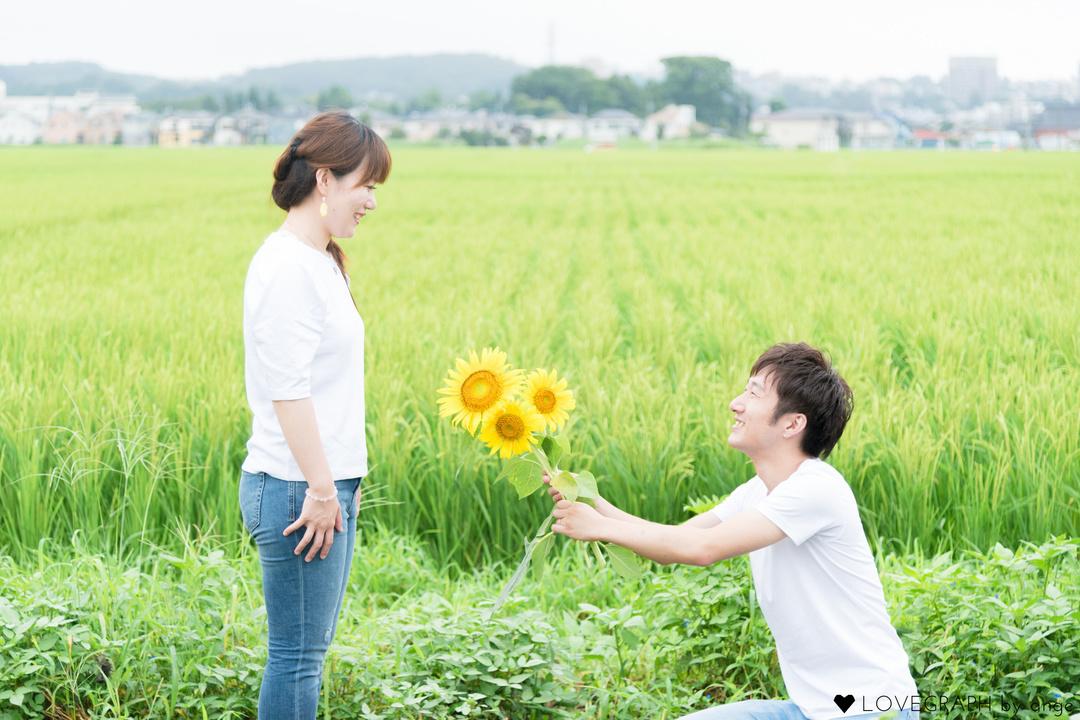 Yuuta×Ayumi   夫婦フォト