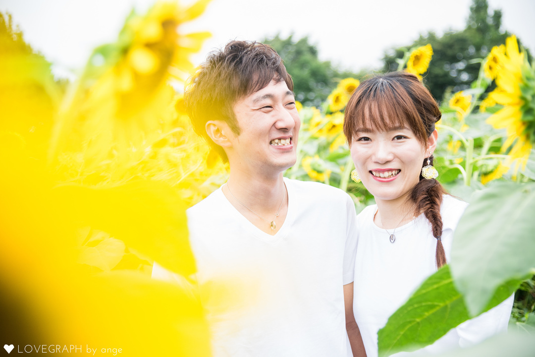 Yuuta×Ayumi | 夫婦フォト