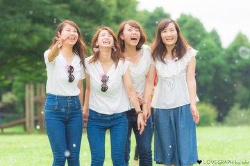 iori × Friends | フレンドフォト(友達)