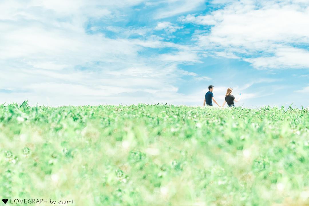 Asumi×Taku | カップルフォト
