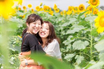 Asuka×Uran | ファミリーフォト(家族・親子)
