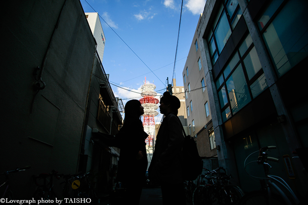 Yoko × Kanako | カップルフォト
