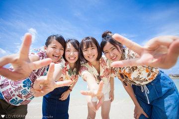 natsuki × Friends
