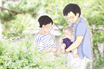 Ayaka×Yuta   ファミリーフォト(家族・親子)