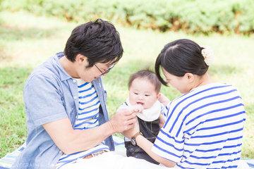 Ayaka×Yuta | 家族写真(ファミリーフォト)