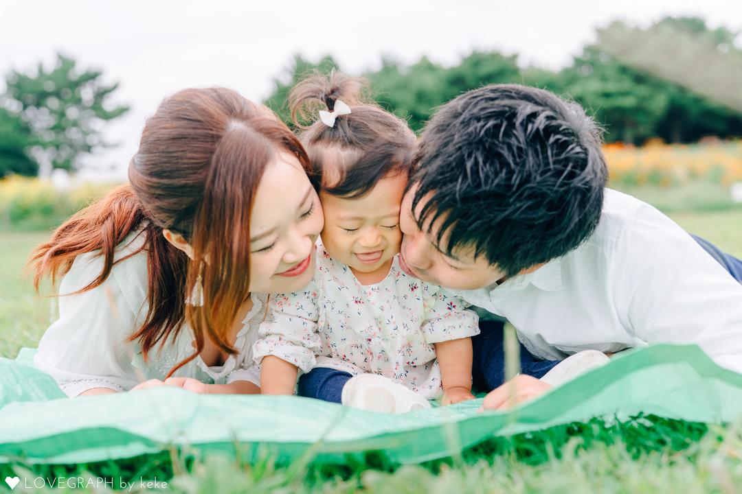Kenji×Sakura | 家族写真(ファミリーフォト)