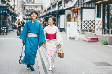 Shingo×Miri | カップルフォト