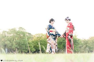 Shiori × Karen | フレンドフォト(友達)