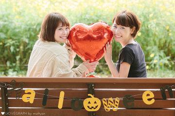 RISA × ARISA | フレンドフォト(友達)