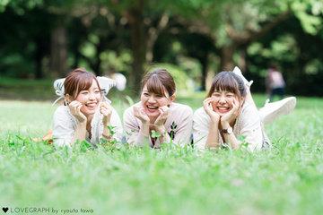 haruna×nozomi×yui | フレンドフォト(友達)