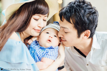 Yui×Yoshitaka | ファミリーフォト(家族・親子)