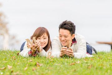 Jun × Makiko   カップルフォト