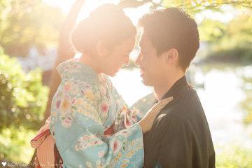 Yoshie x Kazuo | カップルフォト