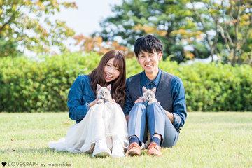 Hiroki×Namiko | 夫婦フォト