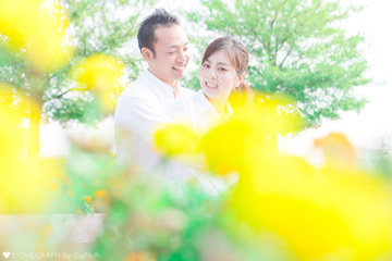 Sayaka×Shota | 夫婦フォト