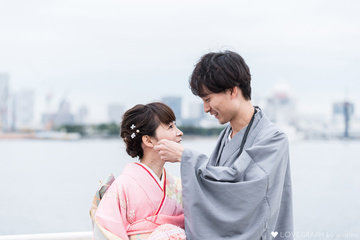 Kazumata×Shiho | 夫婦フォト