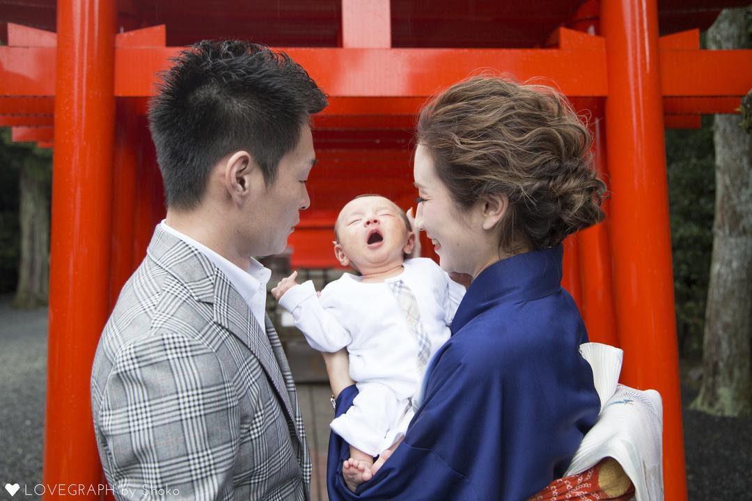 hozumi birthday | 家族写真(ファミリーフォト)
