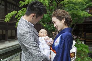 hozumi birthday   ファミリーフォト(家族・親子)